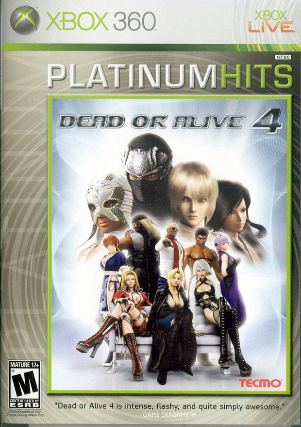 Dead Or Alive 4 Wallpapers Video Game Hq Dead Or Alive 4