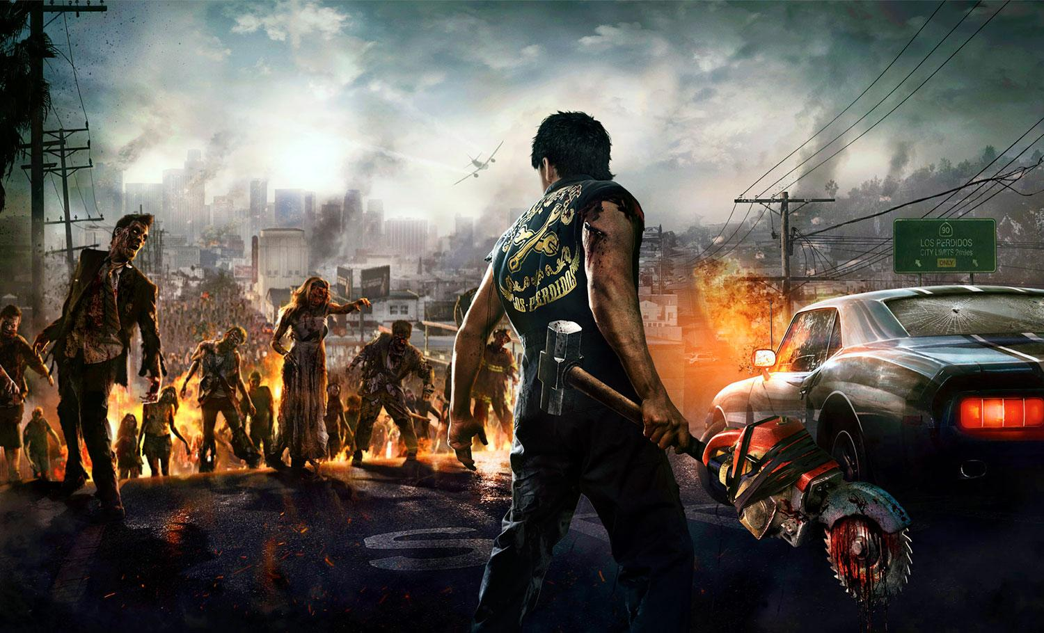 Most Viewed Dead Rising 3 Wallpapers 4k Wallpapers