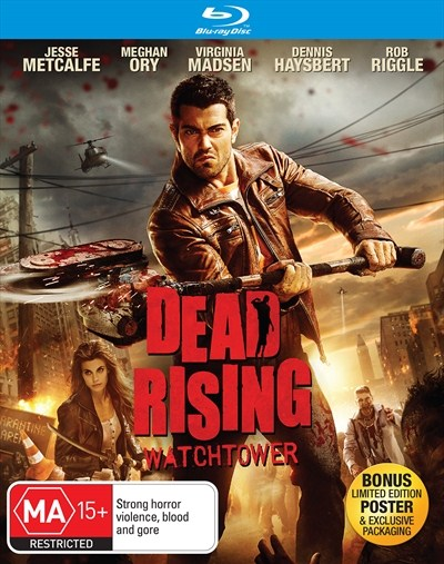 Dead Rising Watchtower Wallpapers Movie Hq Dead Rising