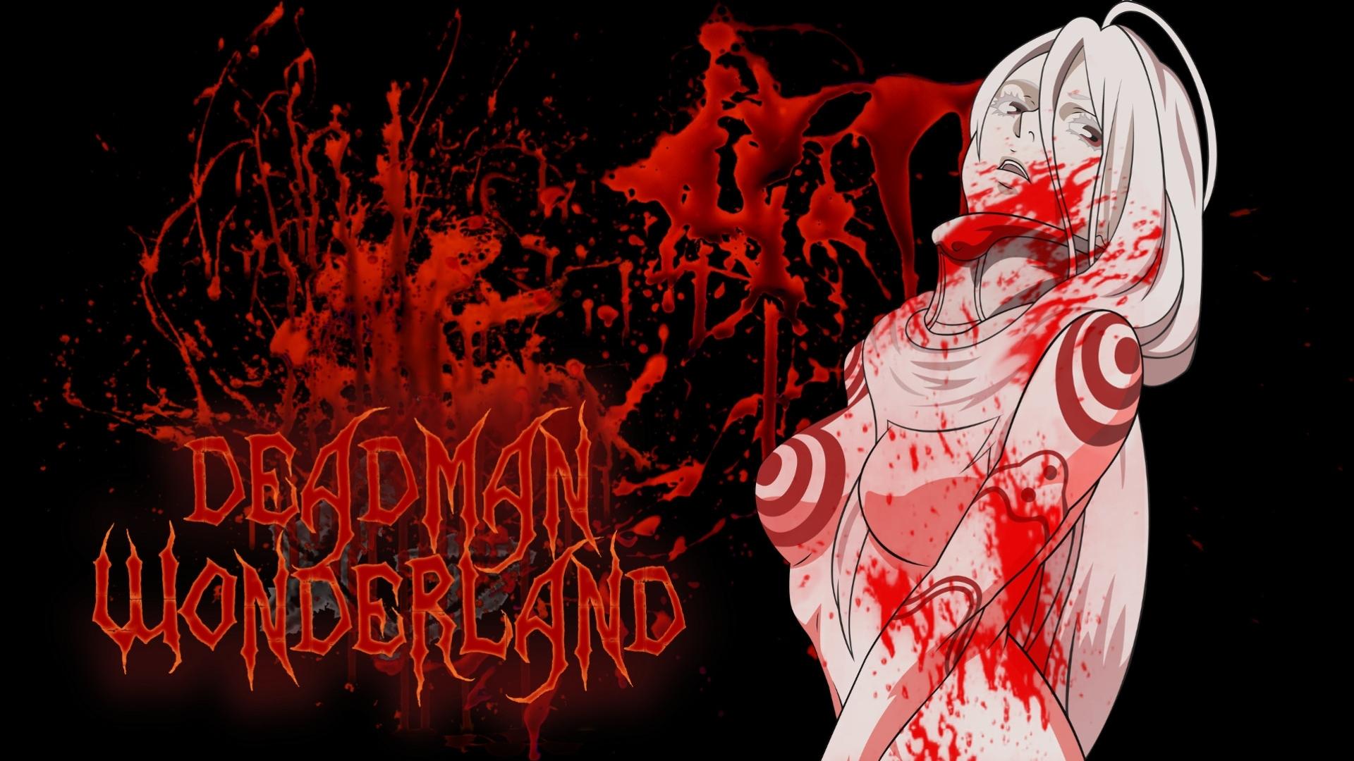 HQ Deadman Wonderland Wallpapers | File 846.09Kb