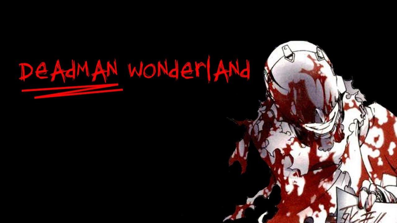 Deadman Wonderland Backgrounds on Wallpapers Vista
