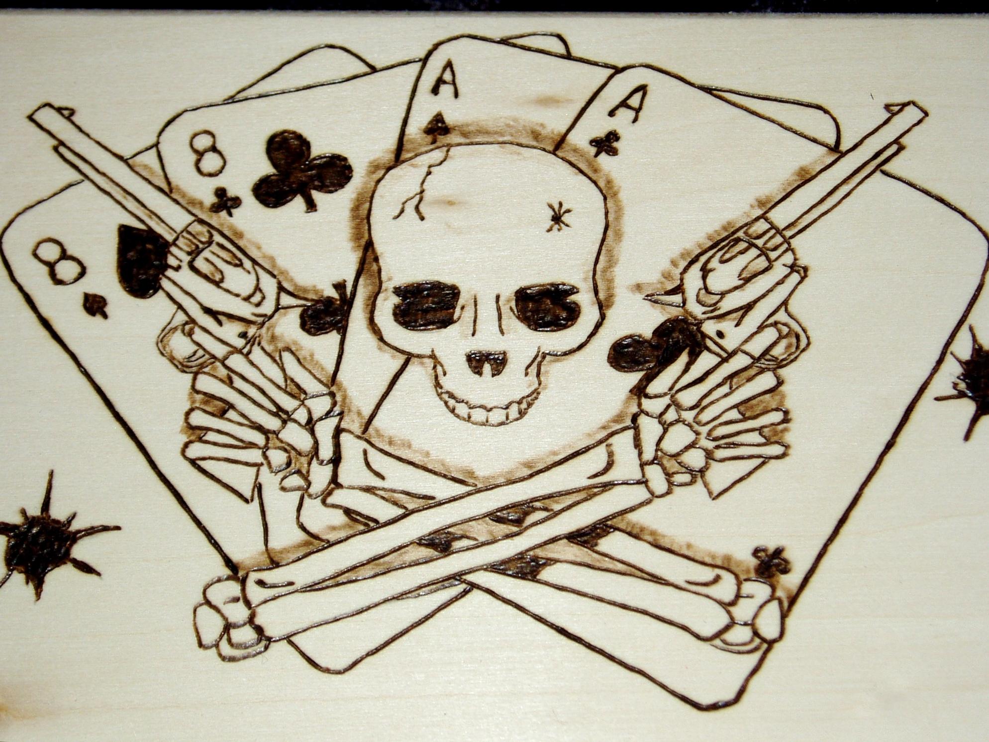 HQ Deadman's Hand  Wallpapers | File 1701.02Kb