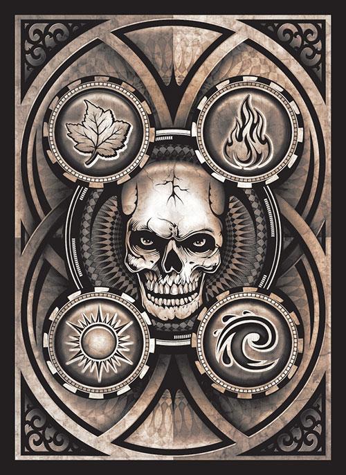 HD Quality Wallpaper | Collection: Dark, 500x686 Deadman's Hand