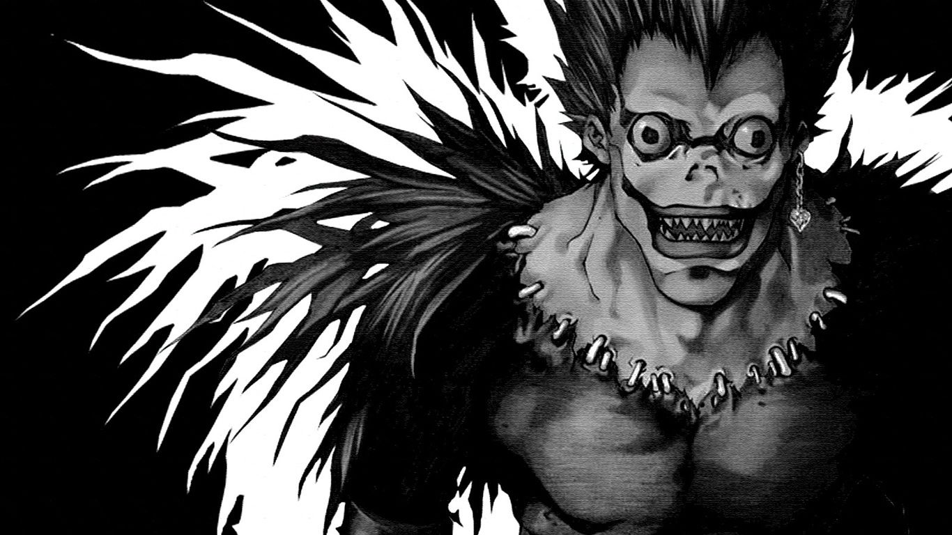 Death Note Wallpapers Anime Hq Death Note Pictures 4k
