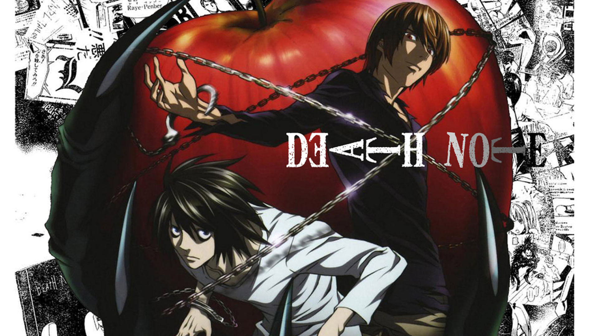 1920x1080 > Death Note Wallpapers