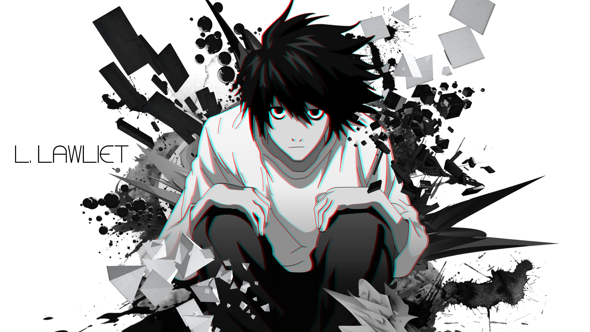 Nice Images Collection: Death Note Desktop Wallpapers