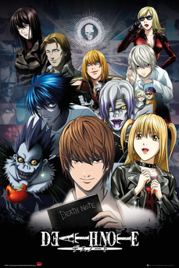 Most viewed Death Note wallpapers | 4K Wallpapers