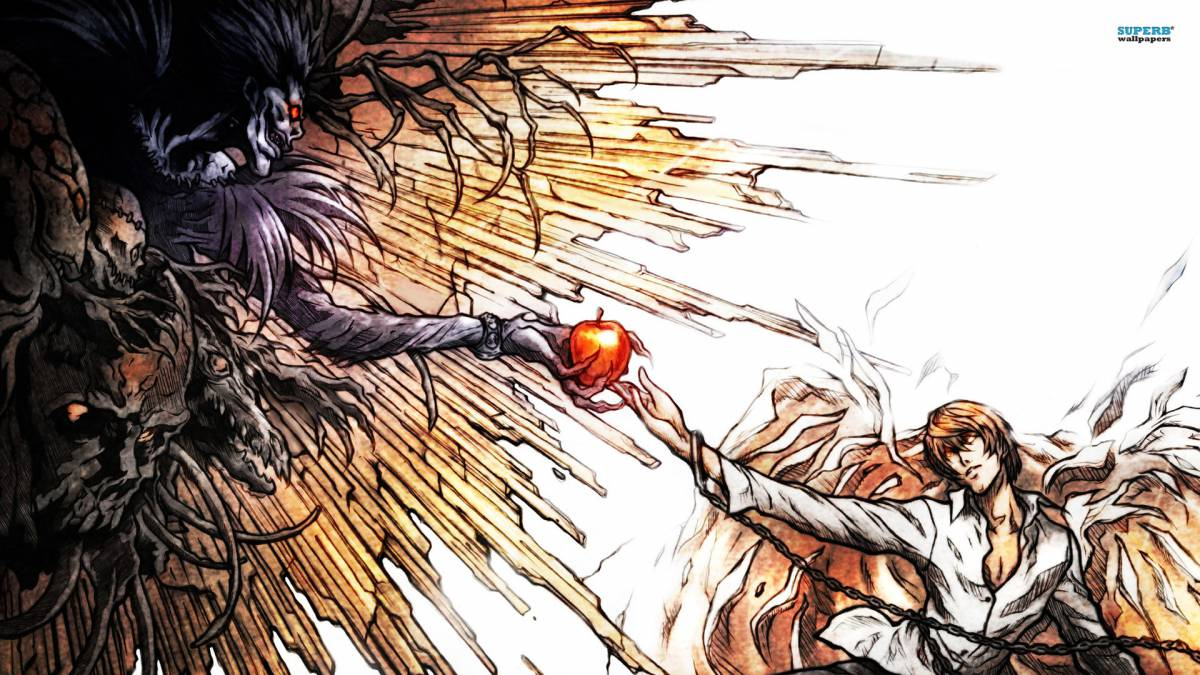 Amazing Death Note Pictures & Backgrounds