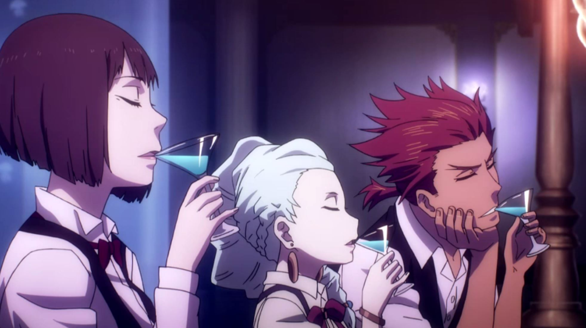 HD Quality Wallpaper   Collection: Anime, 1963x1099 Death Parade