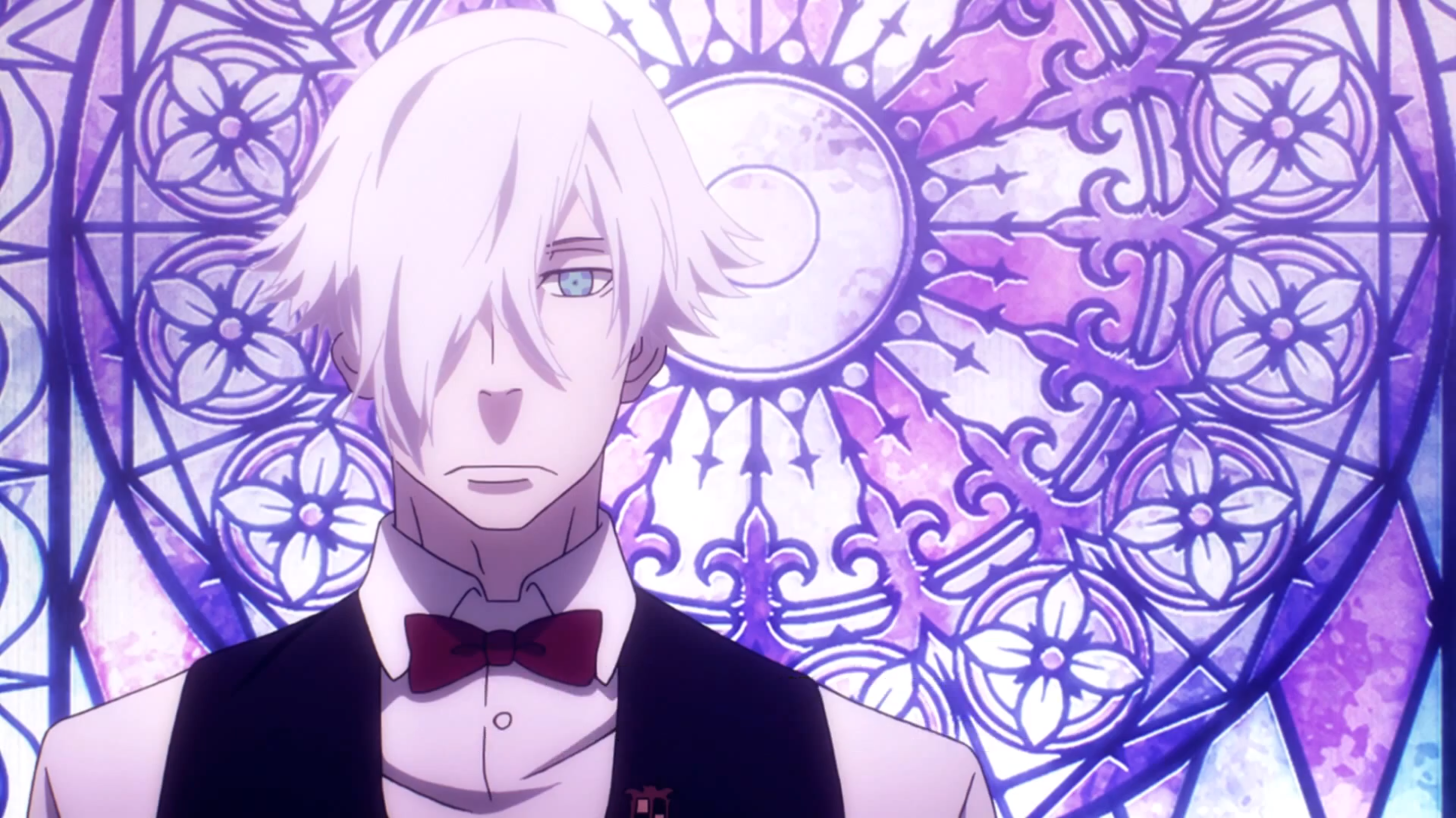 Nice Images Collection: Death Parade Desktop Wallpapers