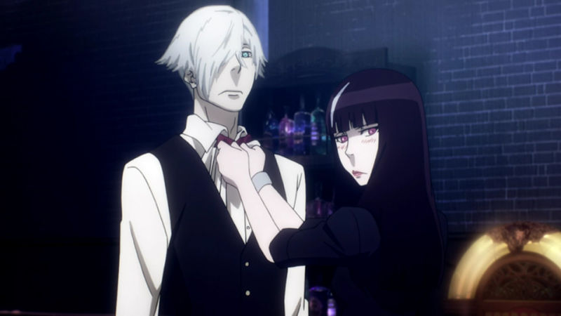 HD Quality Wallpaper   Collection: Anime, 800x450 Death Parade