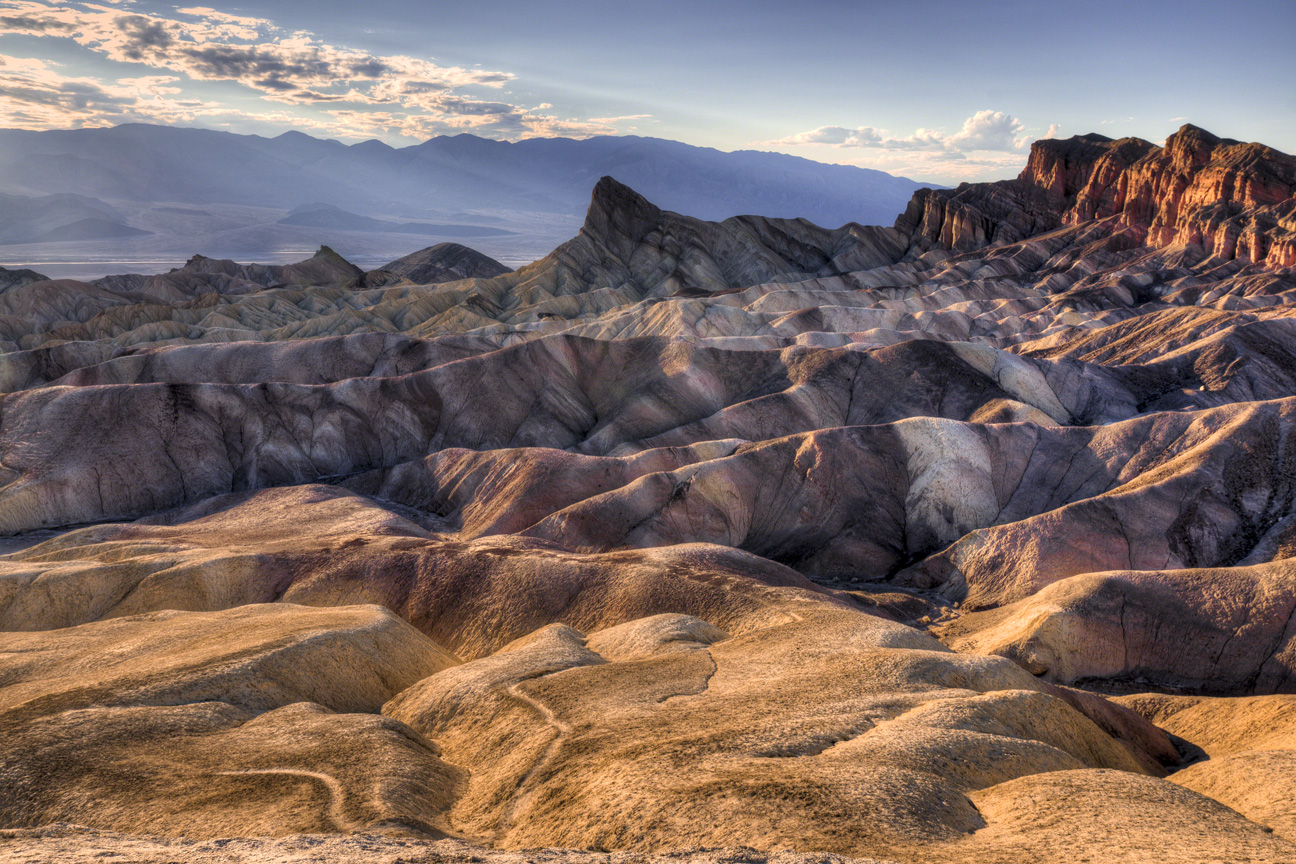 HD Quality Wallpaper | Collection: Earth, 1296x864 Death Valley