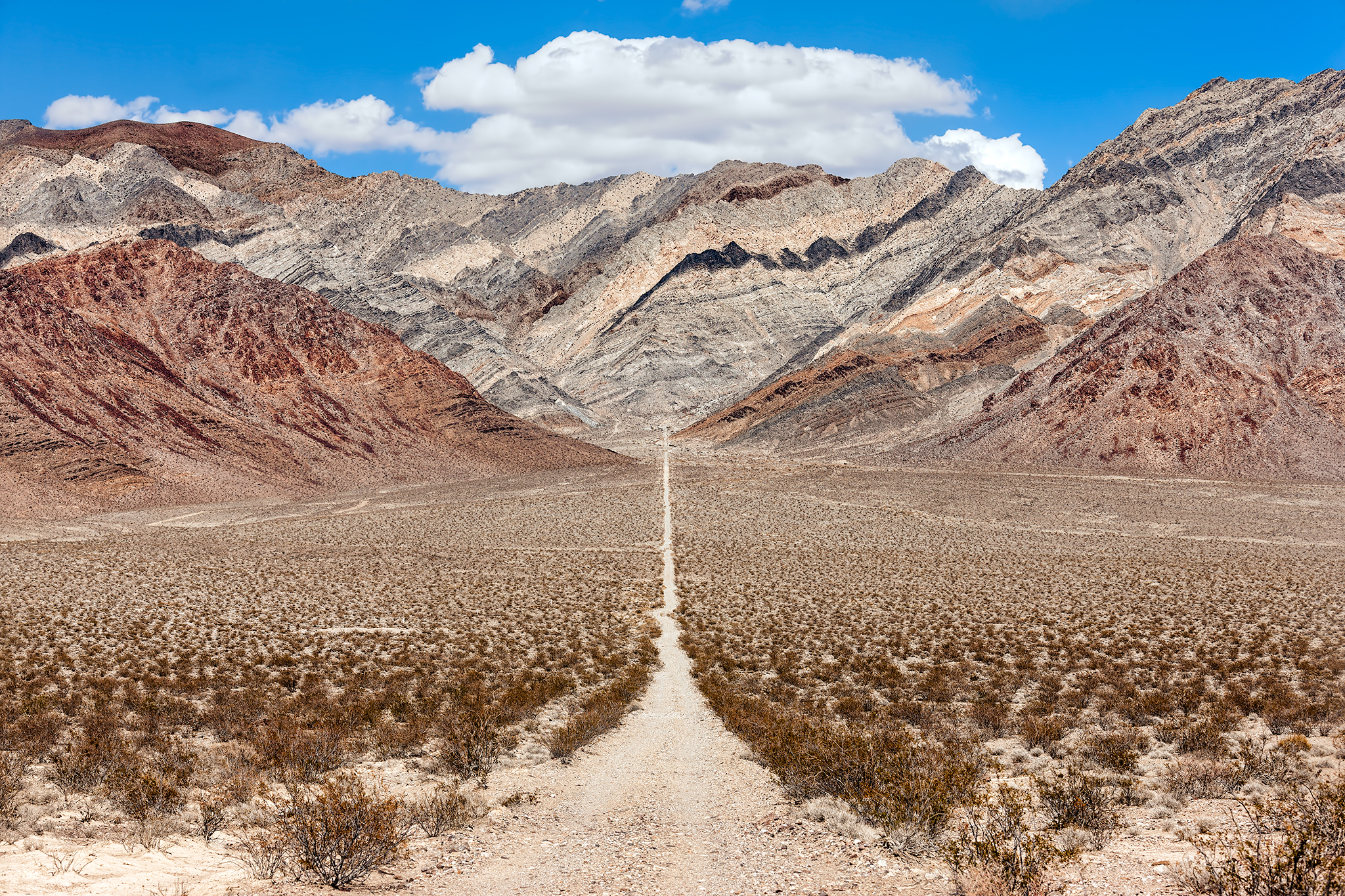 HD Quality Wallpaper | Collection: Earth, 2048x1365 Death Valley