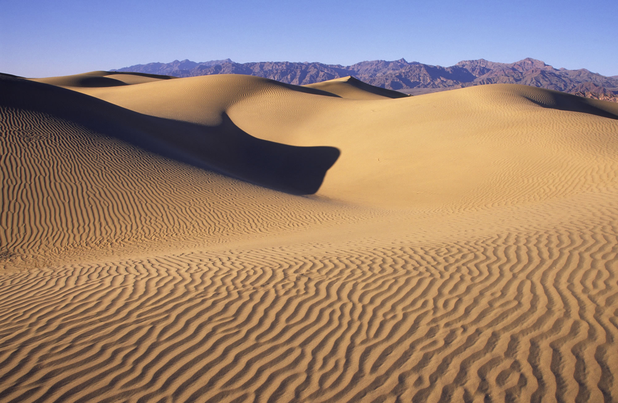 HD Quality Wallpaper | Collection: Earth, 2000x1305 Death Valley
