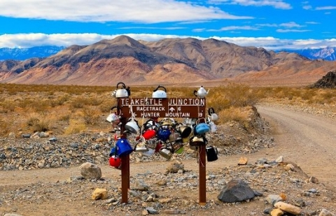 Amazing Death Valley Pictures & Backgrounds