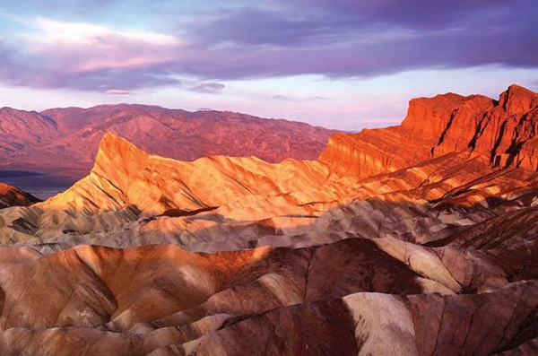 Images of Death Valley | 600x397