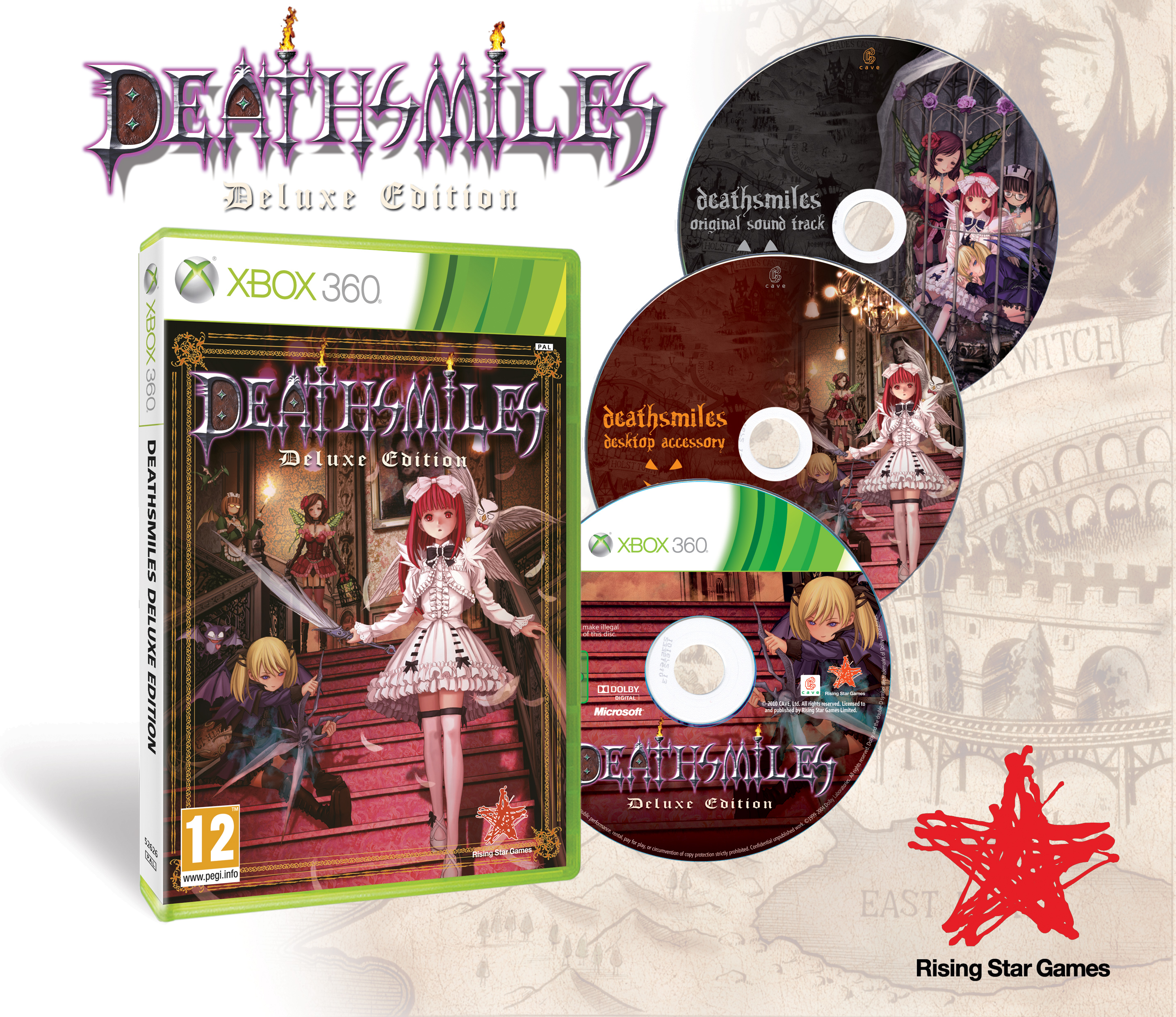 Deathsmiles High Quality Background on Wallpapers Vista