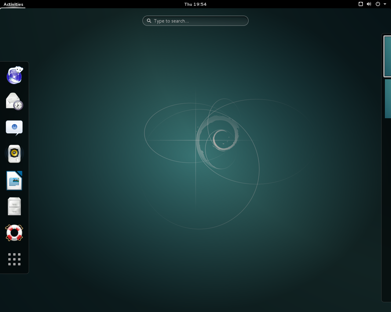 Debian Pics, Technology Collection