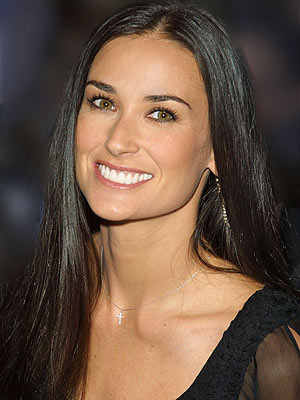 High Resolution Wallpaper | Demi Moore 300x400 px