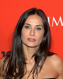 Demi Moore Pics, Celebrity Collection