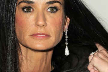 Demi Moore Backgrounds on Wallpapers Vista