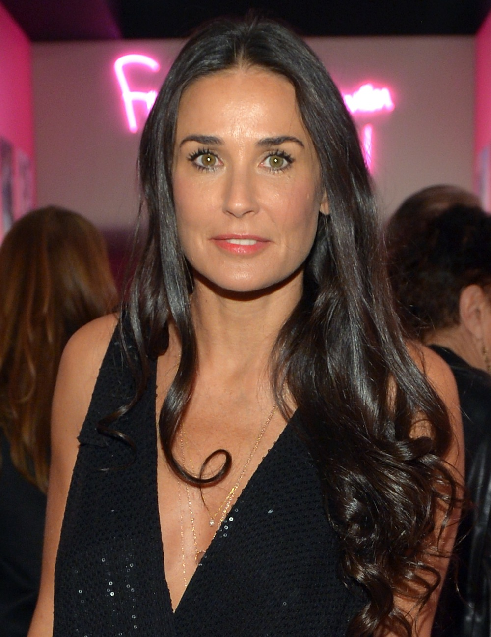Nice wallpapers Demi Moore 1000x1296px