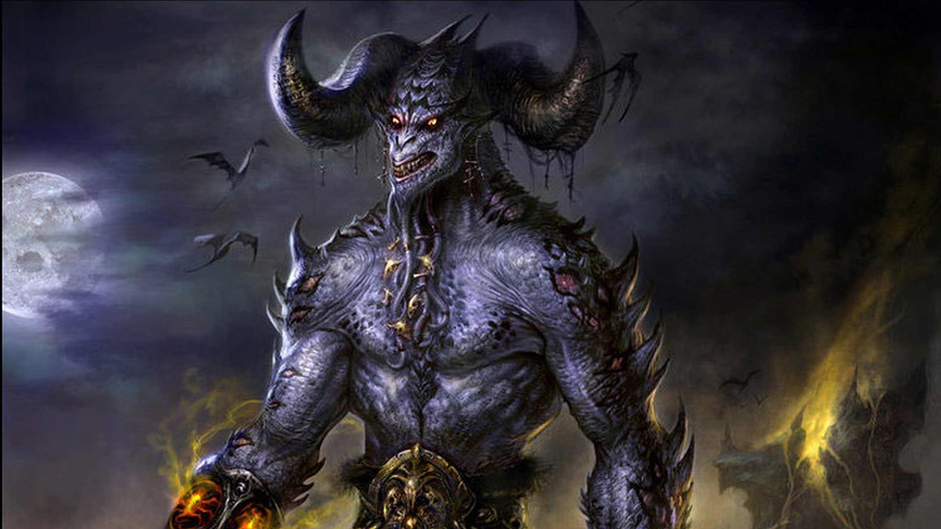 Demon HD wallpapers, Desktop wallpaper - most viewed