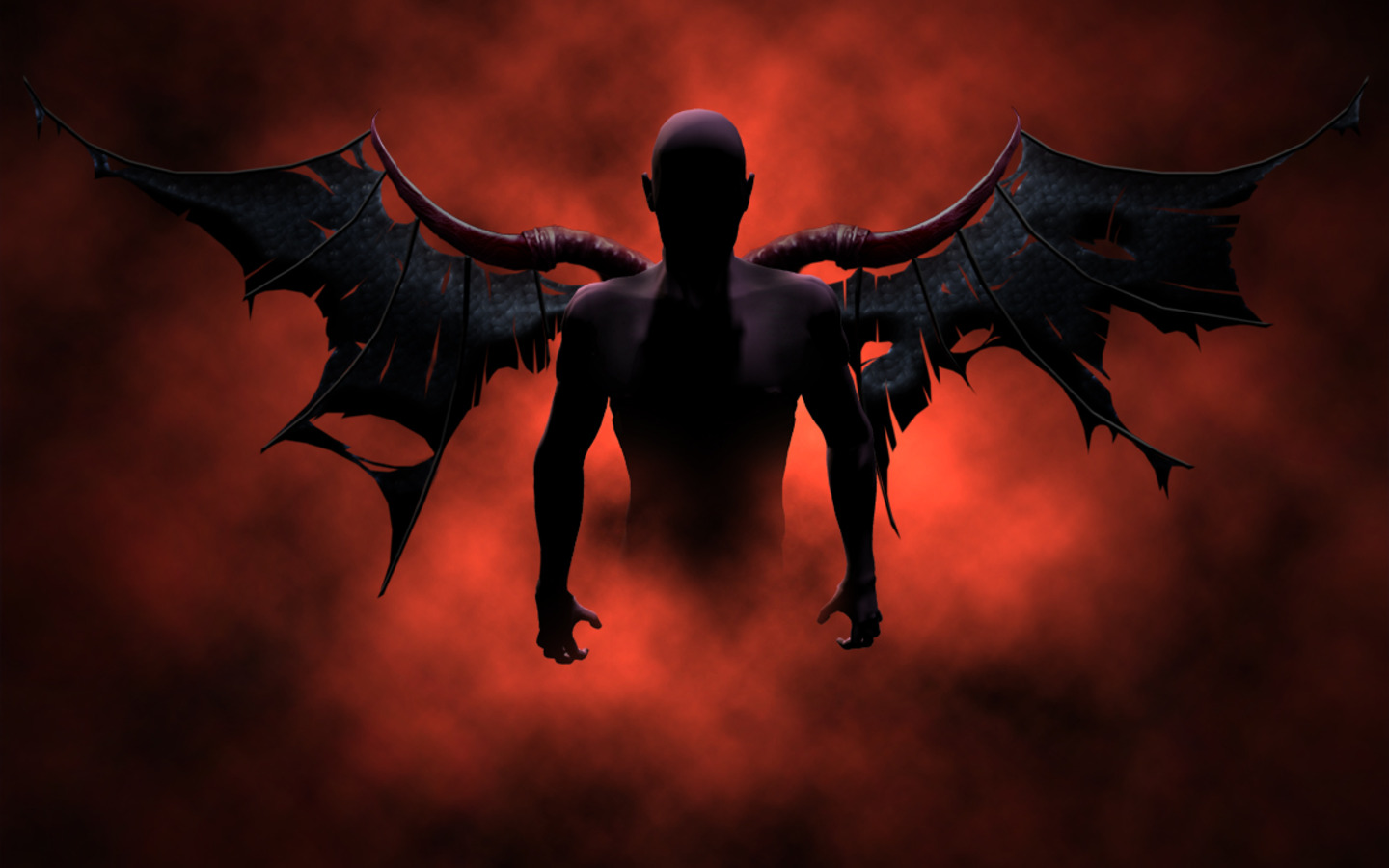1440x900 > Demon Wallpapers