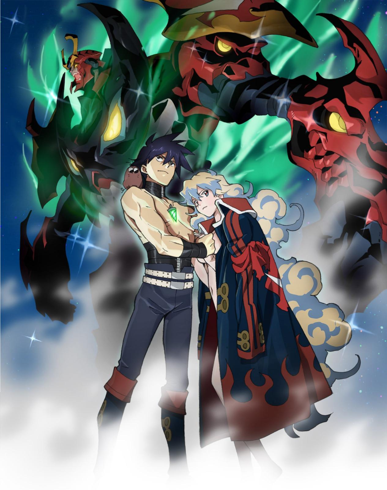 Demonbane Pics, Anime Collection