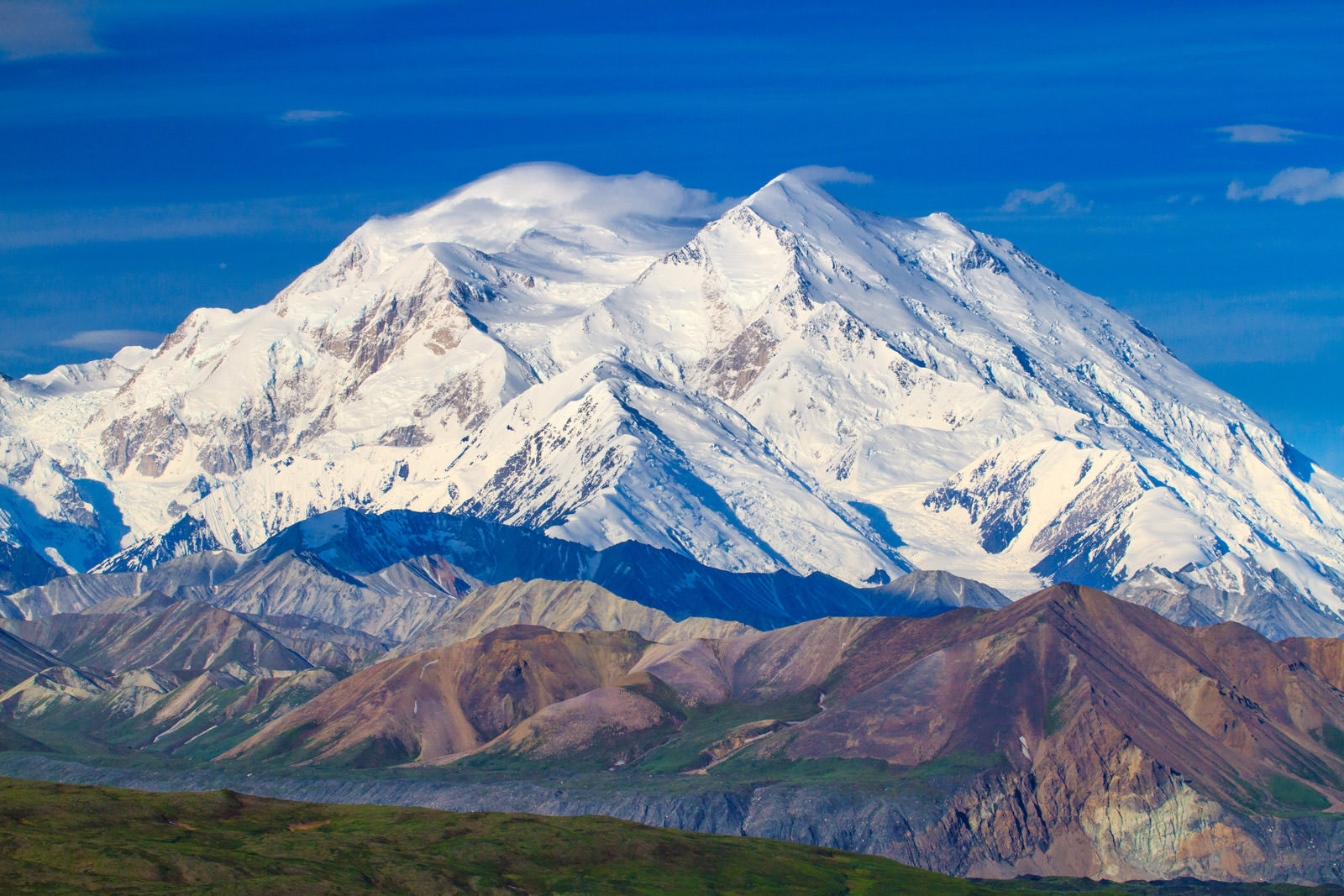 Amazing Denali Pictures & Backgrounds