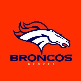Denver Broncos Backgrounds, Compatible - PC, Mobile, Gadgets  280x280 px