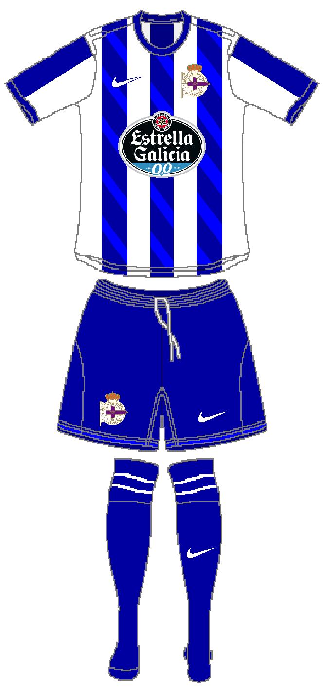 Deportivo De La Coruña Pics, Sports Collection