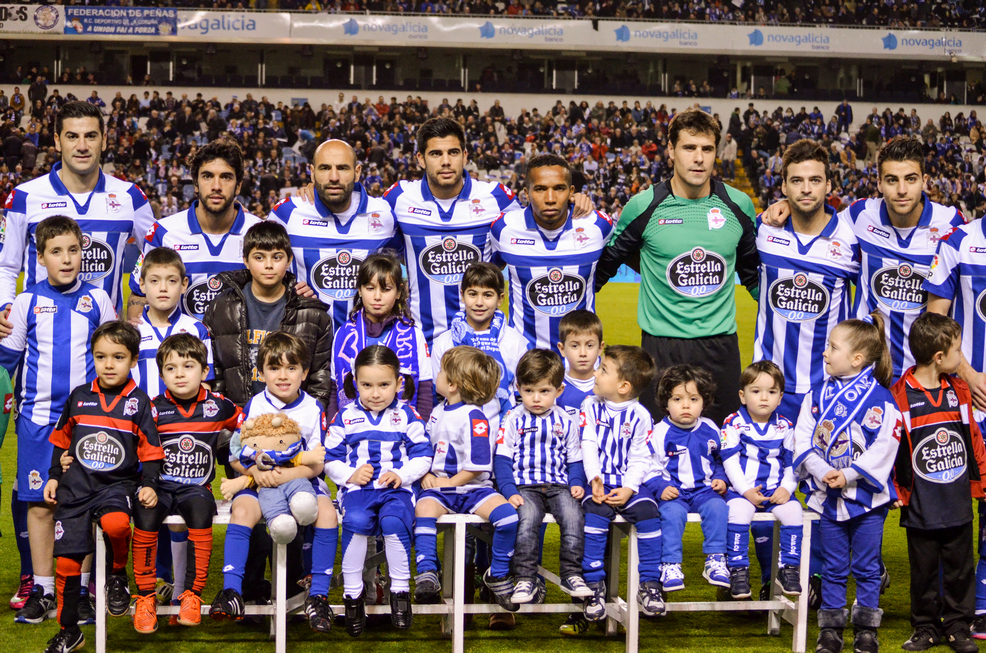 HD Quality Wallpaper | Collection: Sports, 986x653 Deportivo De La Coruña
