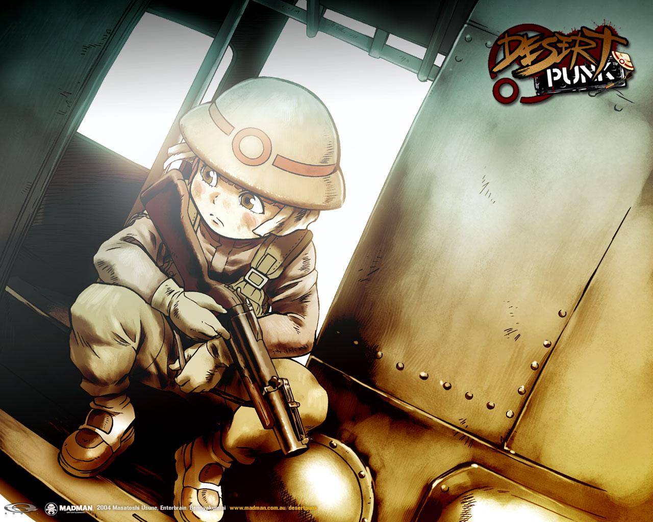 HQ Desert Punk Wallpapers | File 245.64Kb