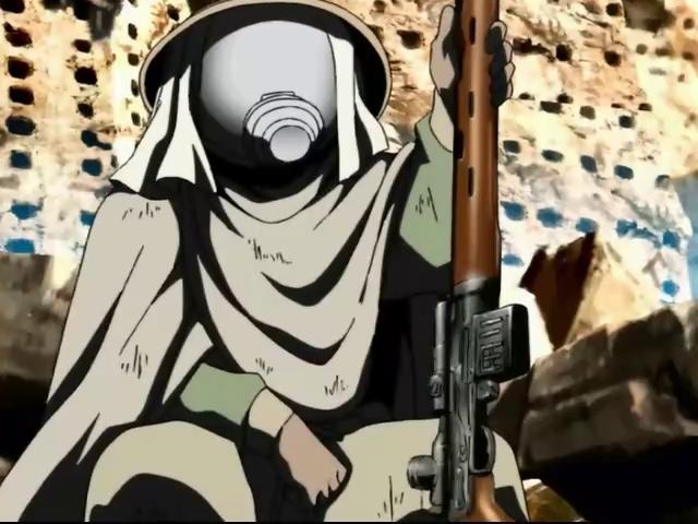 Desert Punk Pics, Anime Collection