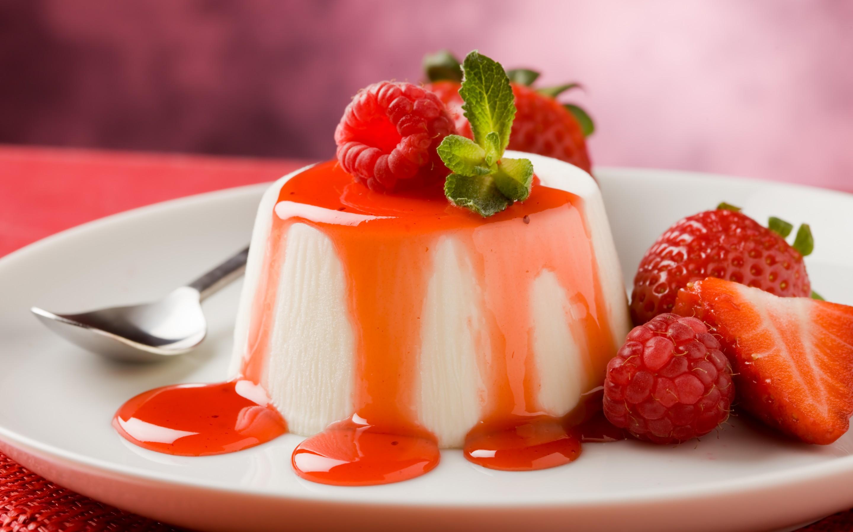 Nice Images Collection: Dessert Desktop Wallpapers
