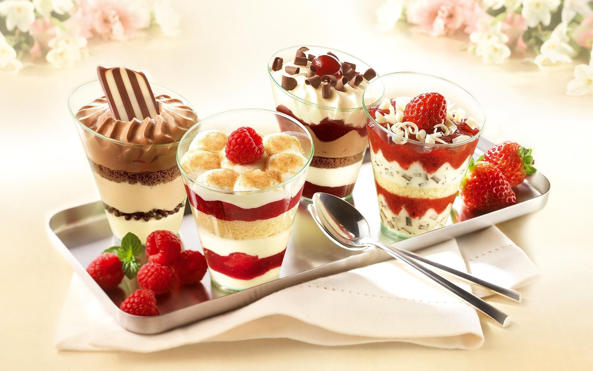 Dessert Backgrounds on Wallpapers Vista