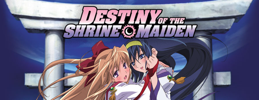 Nice Images Collection: Destiny Of The Shrine Maiden Desktop Wallpapers