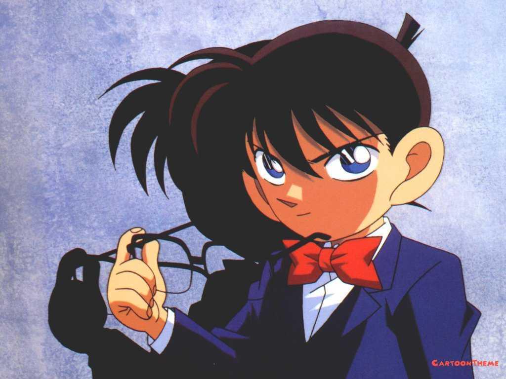 High Resolution Wallpaper   Detective Conan 1024x768 px
