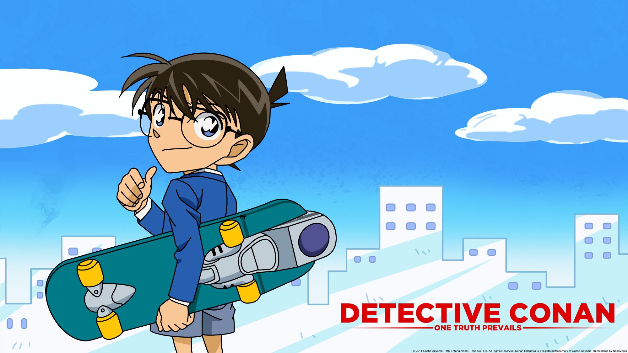 2000x1125 > Detective Conan Wallpapers