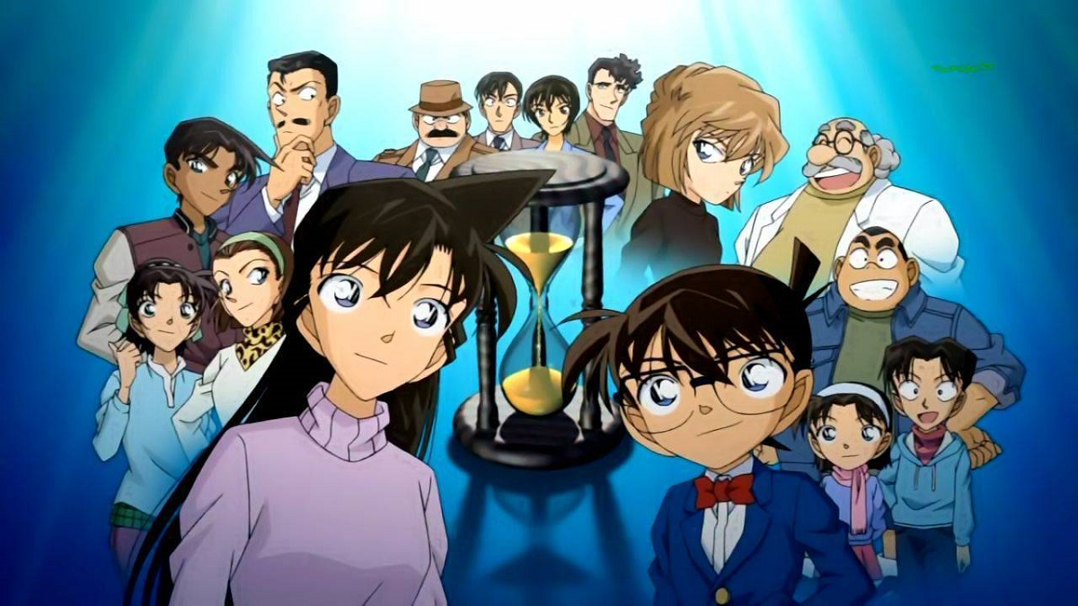 Images of Detective Conan   1200x675