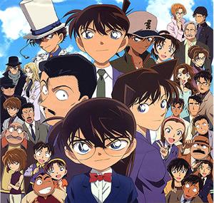 Detective Conan Pics, Anime Collection