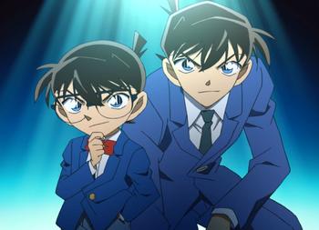 HD Quality Wallpaper   Collection: Anime, 350x253 Detective Conan