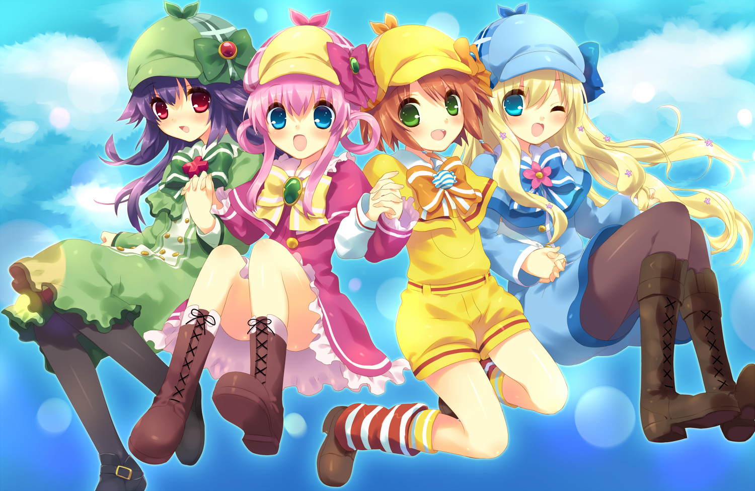 Images of Detective Opera Milky Holmes   1500x975