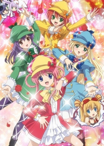High Resolution Wallpaper   Detective Opera Milky Holmes 356x500 px