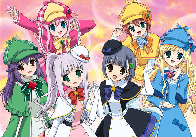 Detective Opera Milky Holmes Backgrounds on Wallpapers Vista