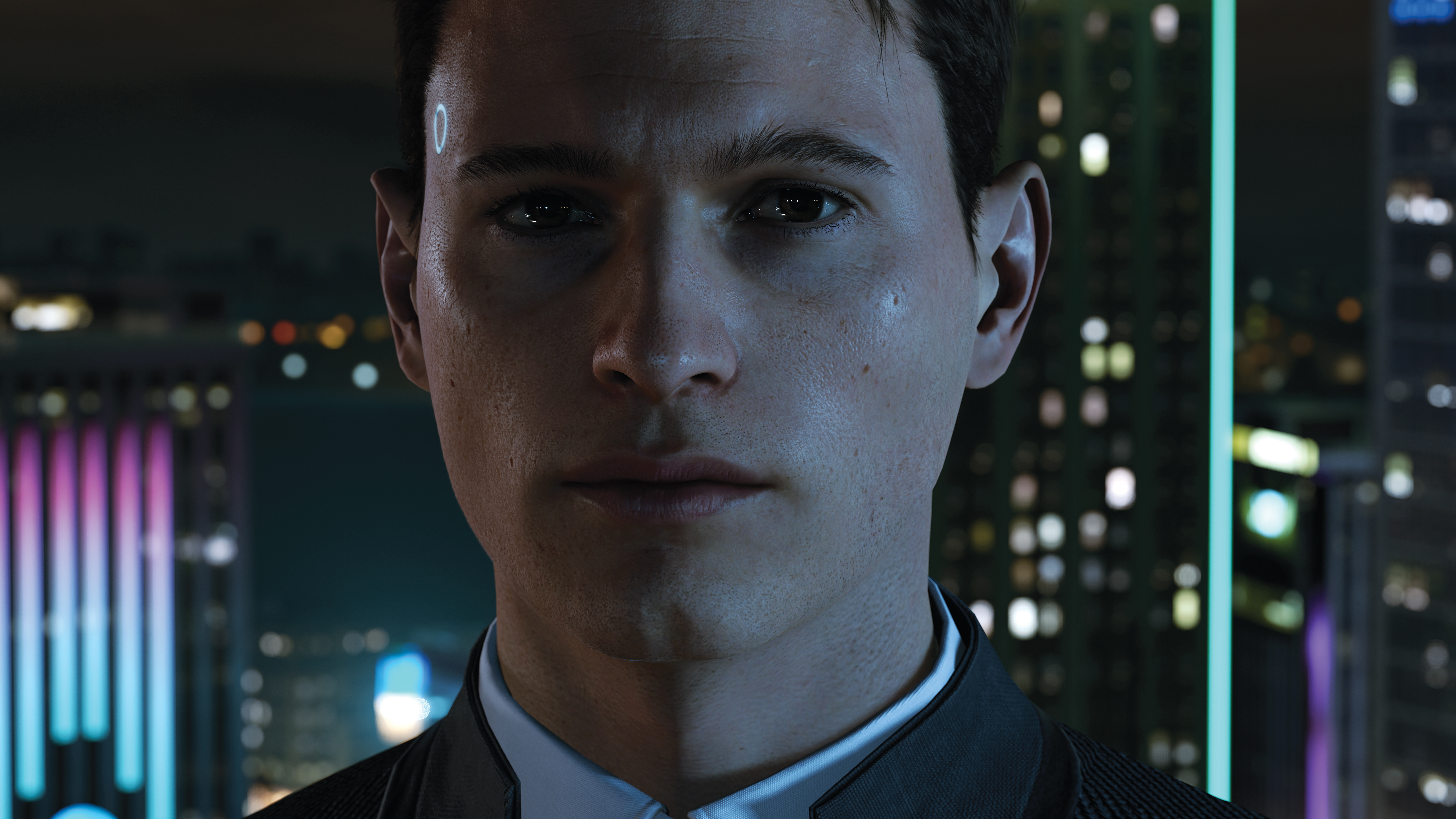 Detroit Become Human Wallpapers Video Game Hq Detroit Become