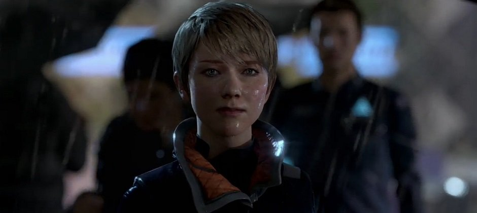 Detroit Become Human Wallpapers Video Game Hq Detroit Become Human Pictures 4k Wallpapers 2019