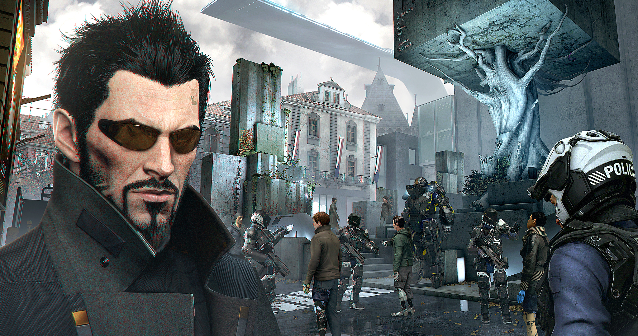 Most Viewed Deus Ex Mankind Divided Wallpapers 4k Wallpapers