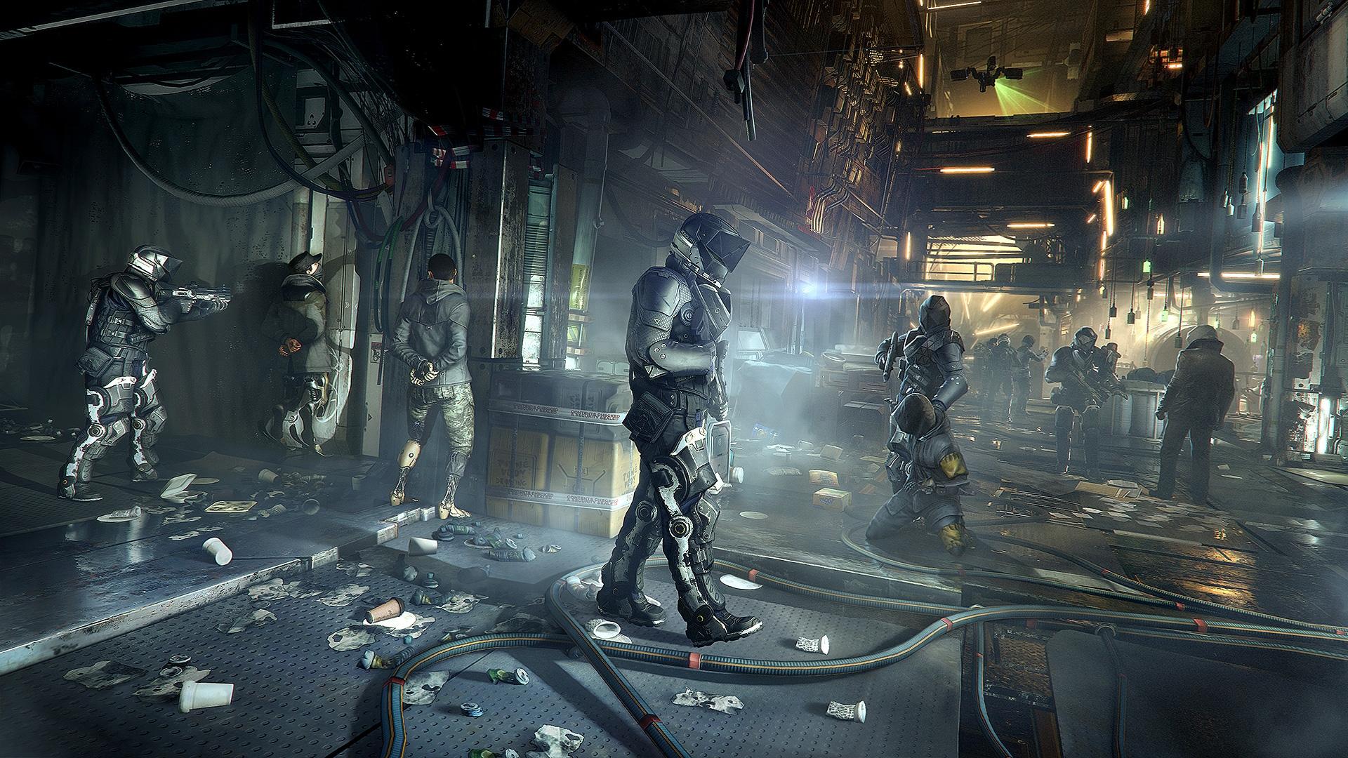 Deus Ex Mankind Divided Wallpapers Video Game Hq Deus Ex
